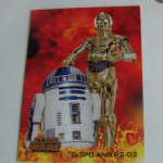 Star Wars Revenge of the sith #14 Trading card